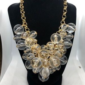 Ted Baker Germinna Giant Pearl Cluster Necklace